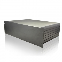 PD001-3U custom stainless steel enclosures Electronic cabinet design server chassis